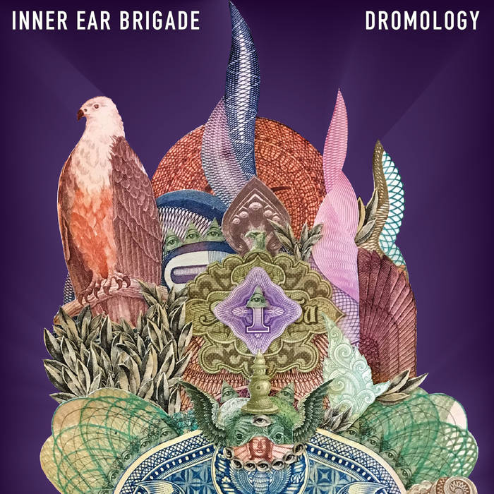 Inner Ear Brigade - Dromology CD Papersleeve